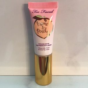 😍 2/$20 Too Faced Primed & Peachy Cooling Primer